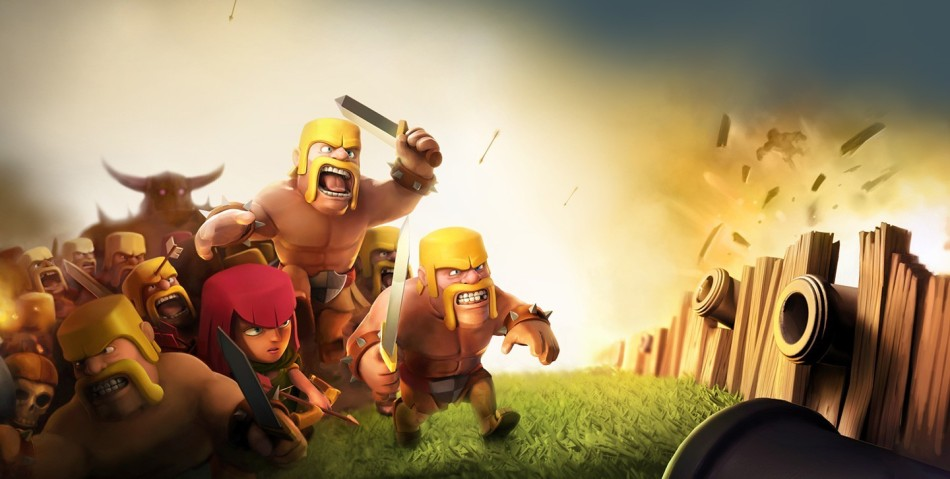 Great-War-Clash-of-Clans-Wallpaper